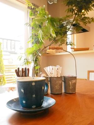 挽きたてコーヒーが飲みたくなる家完成しました。