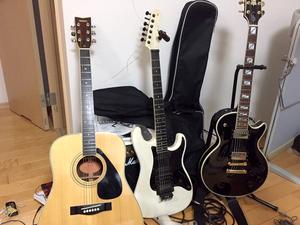 受験とギターと思い出と...