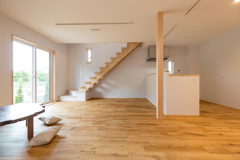 エネルギーを自給自足できる分譲住宅